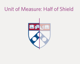 Shield Unit of Measure